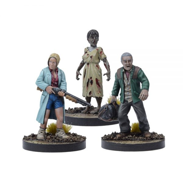 alice booster for mantic walking dead all out war