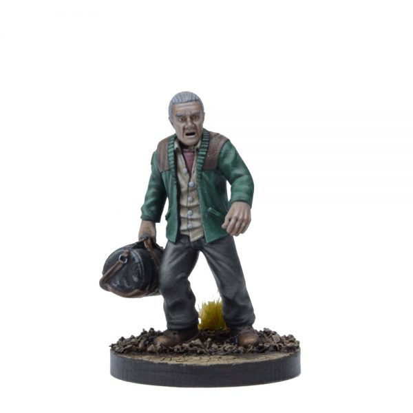 walking dead all out war character