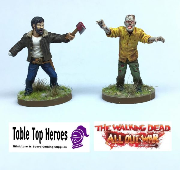 Painted by table top heroes