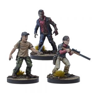 lilly booster for the walking dead all out war