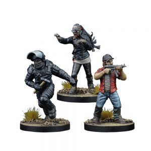 tyreese the prison advisor booster for walking dead all out war