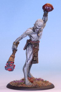 painted example of the reaper stone giant guard