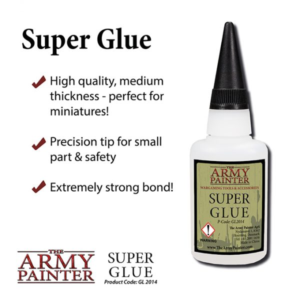 Bottle of super glue