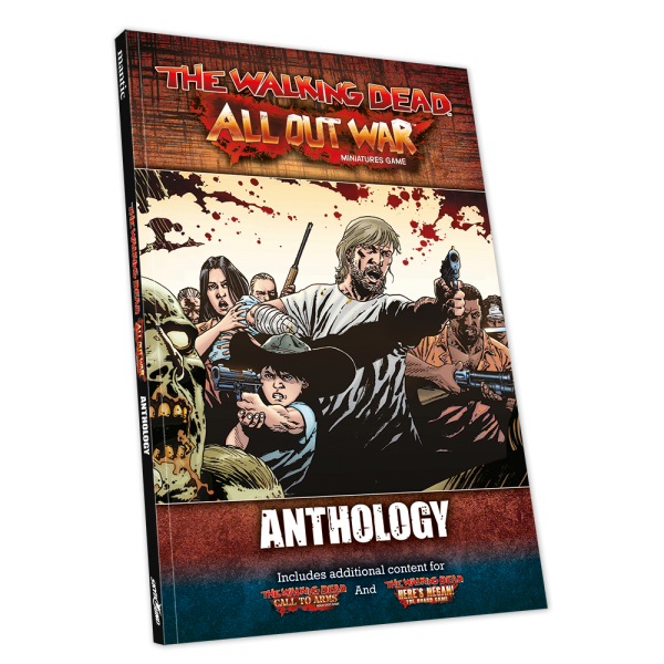 The Walking Dead All Out War Anthology Rule Book