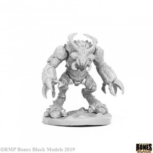 Burrowing behemoth model from reaper