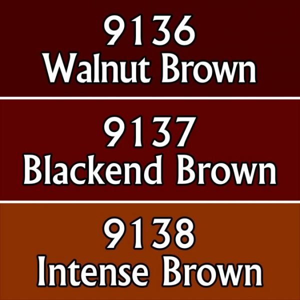 classic brown colours
