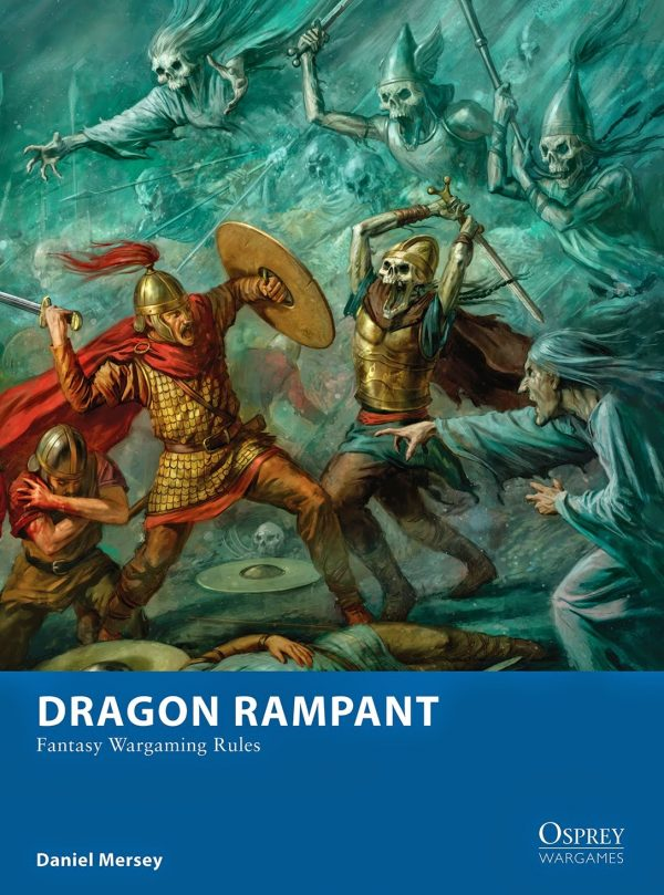 dragon rampant front cover