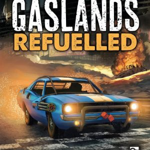 gaslands refulled book cover