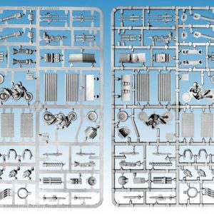 implements of carnage accessories frames