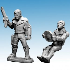 20mm scale mad max like figure for gaslands