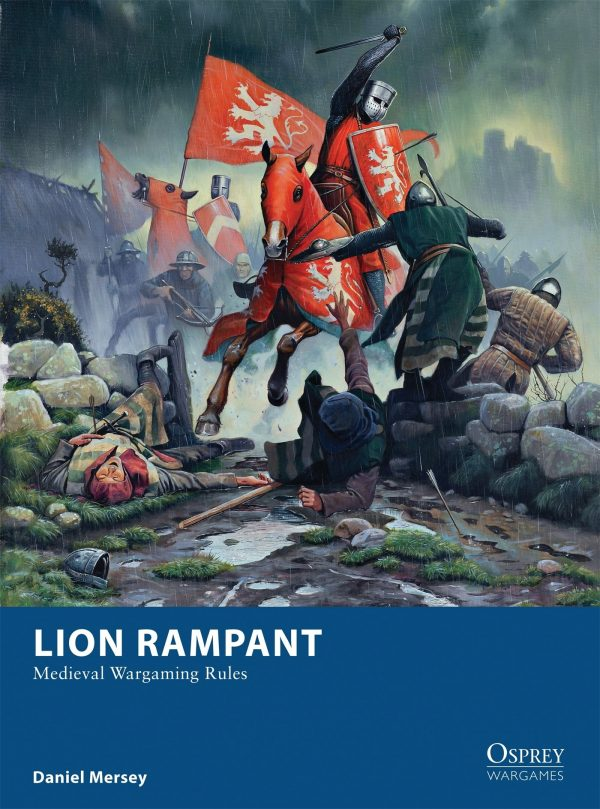 front cover of lion rampant book