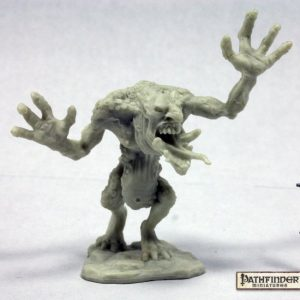 reaper bones troll monster model