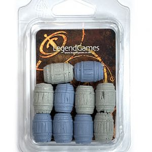 pack of 10 sealed barrels