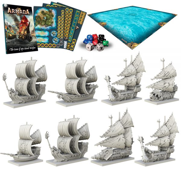 armada starter set contents
