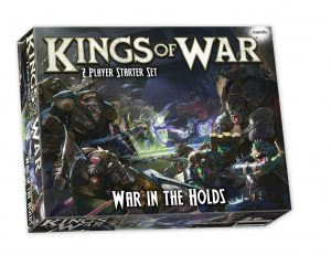 box from for war in the holds starter set