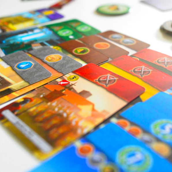 cards from 7 wonders duel