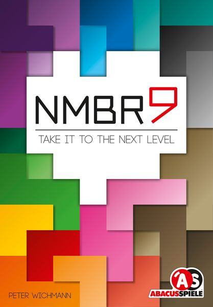 NMBR9 box cover