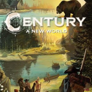 century new world box cover