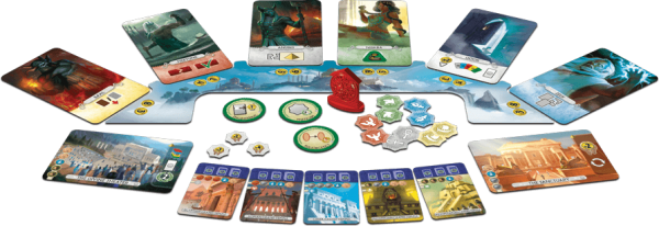 components from 7 wonders duel pantheon