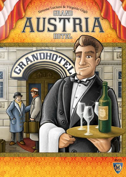 grand Austria hotel box cover