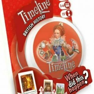 blister tin for timeline British history