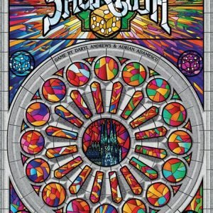 box cover for sagrada game
