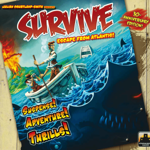 survive escape from atlantis box cover