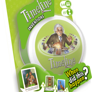 timeline inventions box