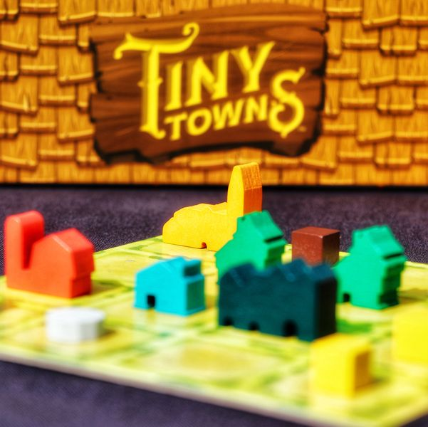 tiny town components