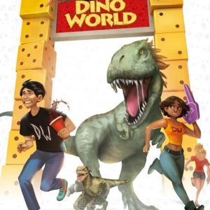 welcome to dino world front cover