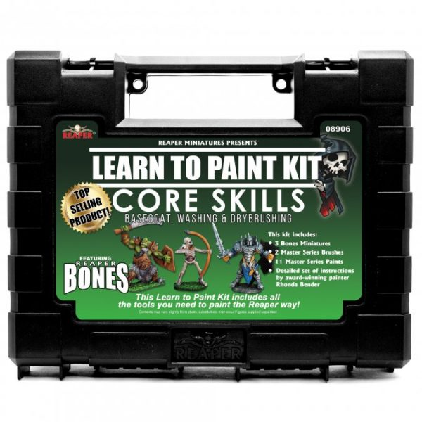 Learn to paint set