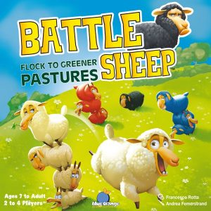 battle sheep front box cover