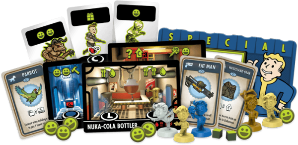 fallout shelter components