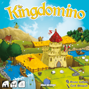 kingdomino box cover