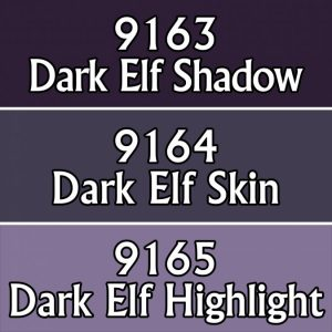 dark elf flesh shades