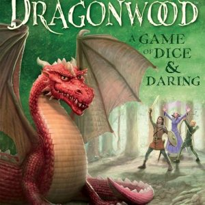 Dragonwood Cover