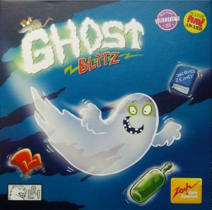 Ghost Blitz box cover