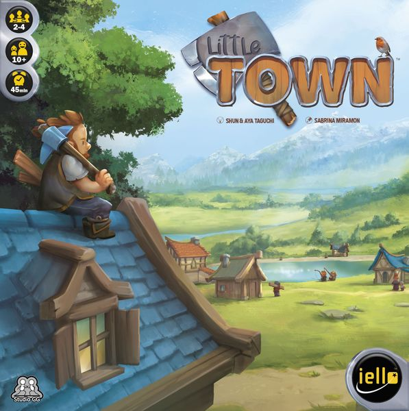 Little Town Front Cover