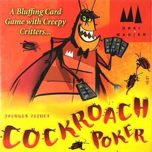 cockroach poker box cover