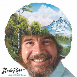 bob ross box cover