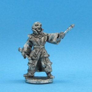 Ral partha wizard with face mask unpainted