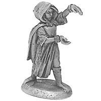 Unpainted Ral Partha miniature