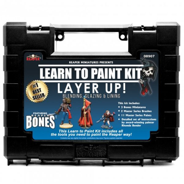 layer up paint set in box