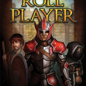 Front cover of roll player game box